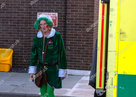 Ep 8346 Monday 24th December 2018  Poor Bob Hope, as played by Tony Audenshaw, is on a downer. He's owing money all over the place and can't even afford presents for his rather demanding kids. He even considers stealing from the hospital charity gifts but can he really sink so low?