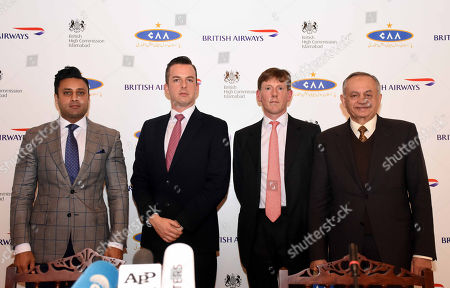 Editorial picture of British Airways to resume operations in Pakistan, Islamabad - 18 Dec 2018