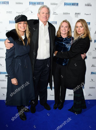 Editorial image of 'Sharkwater Extinction' film premiere, London, UK - 18 Dec 2018