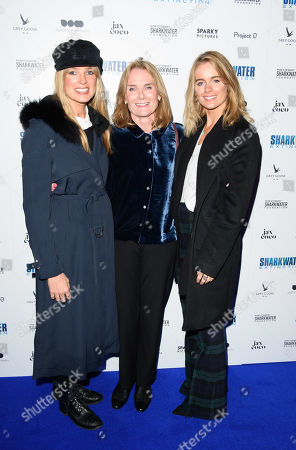 Editorial photo of 'Sharkwater Extinction' film premiere, London, UK - 18 Dec 2018