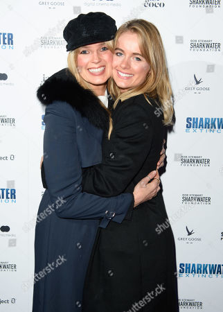 Editorial picture of 'Sharkwater Extinction' film premiere, London, UK - 18 Dec 2018