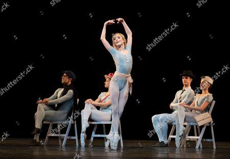 Melissa Hamilton as The Ballerina