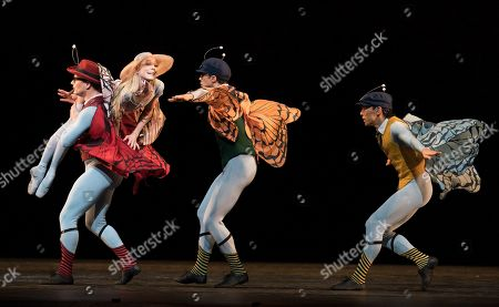 Melissa Hamilton as The Ballerina, Nehemiah Kish as The Husband