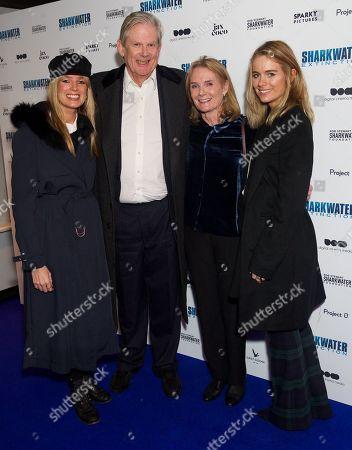 Editorial photo of 'Sharkwater Extinction' film premiere, London, UK - 18 Dec 2018