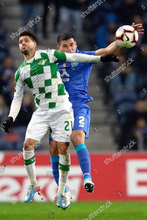 Editorial image of Portuguese Cup - FC Porto vs Moreirense, Portugal - 18 Dec 2018