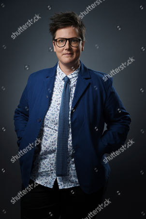 Hannah Gadsby poses for a portrait in Los Angeles. Gadsby was named as one of eight Breakthrough Entertainers of the Year by the Associated Press