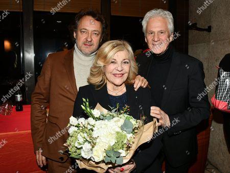 Jean Christophe Molinier, Nicolandta and Gerard Lenorman