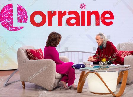 Lorraine Kelly and Donovan