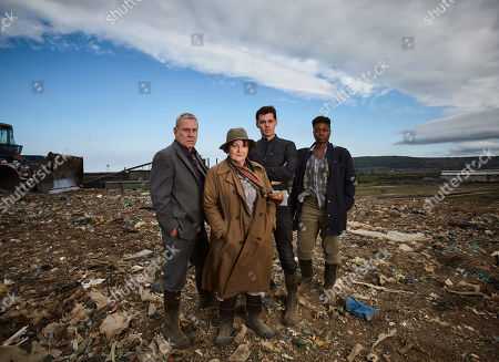 Jon Morris as DC Kenny Lockhart, Brenda Blethyn as DCI Vera Stanhope, Kenny Doughty as DS Aiden Healy and Ibinabo Jack as DC Jacqueline 'Jac' Williams.