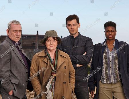 Editorial image of 'Vera' TV Show, Series 9, Episode 1 UK - Jan 2019