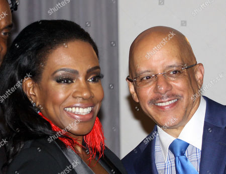 Stock Picture of Sheryl Lee Ralph, Vincent Hughes