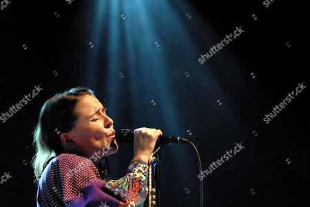 Stock Photo of Emiliana Torrini