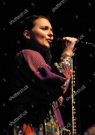 Stock Picture of Emiliana Torrini