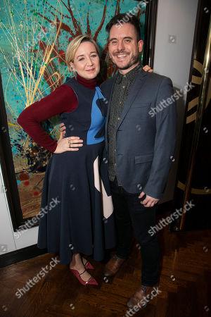 Josie Rourke (Artistic Director) and Michael Longhurst