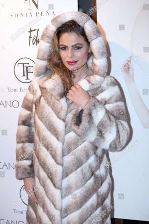 Stock Picture of Marisa Jara