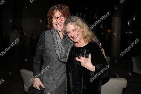Melissa Leo and Carol Kane