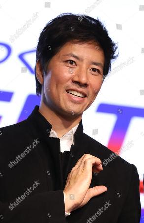 Stock Picture of Kane Kosugi