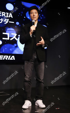 Editorial photo of Actor Kane Kosugi becomes a game PC brand 'Galleria' ambassador20 Dec 2018
