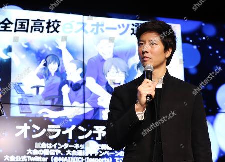 Editorial image of Actor Kane Kosugi becomes a game PC brand 'Galleria' ambassador20 Dec 2018
