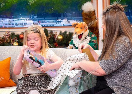 Editorial photo of 'Good Morning Britain' TV show, London, UK - 20 Dec 2018