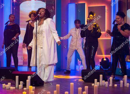Boney M - Liz Mitchell