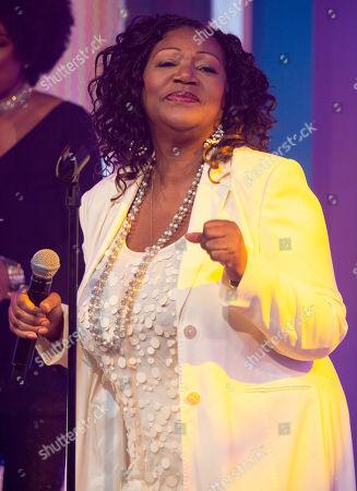 Stock Photo of Boney M - Liz Mitchell