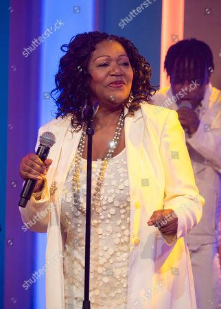 Stock Image of Boney M - Liz Mitchell