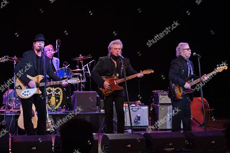 Editorial photo of 50th anniversary of the Byrds Sweetheart of the Rodeo Album tour at The Parker Playhouse, Fort Lauderdale, Florida, USA - 19 Dec 2018