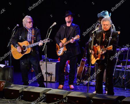 Chris Hillman, Roger McGuinn, Marty Stuart