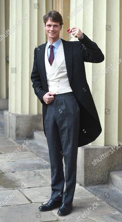 Stock Photo of William Fox-Pitt