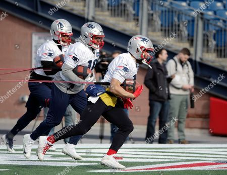 Editorial image of Patriots Football, Foxborough, USA - 20 Dec 2018