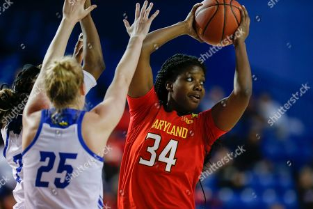 Editorial photo of Maryland Delaware Basketball, Newark, USA - 20 Dec 2018