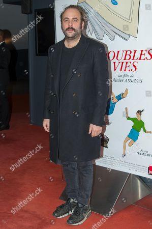 Editorial image of 'Double Vies' film premiere, Paris, France - 20 Dec 2018