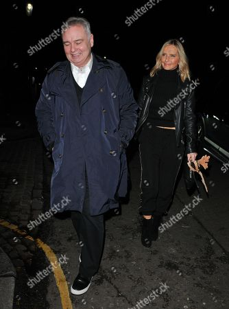 Eamonn Holmes and Jacquie Beltrao