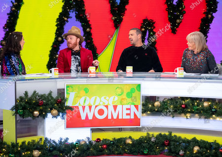 Stacey Solomon, Keith Lemon, Paddy McGuinness and Linda Robson