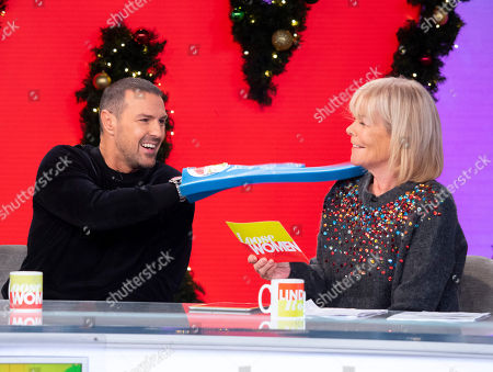 Paddy McGuinness and Linda Robson