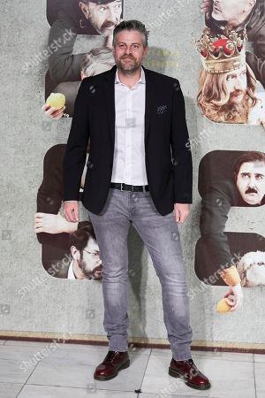 Stock Photo of Raul Cimas