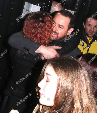 Exclusive - Luisa Bradshaw-White and Danny Dyer