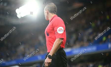 Assistant referee Adrian Holmes
