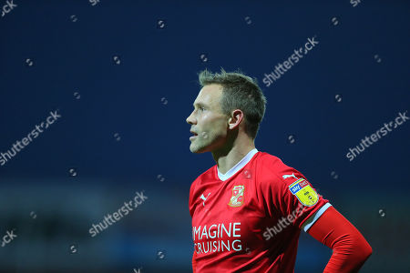 Matthew Taylor of Swindon