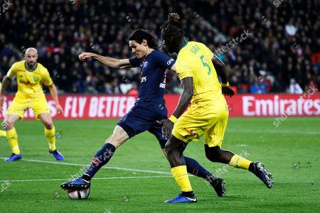 Editorial picture of Paris Saint Germain vs Nantes, France - 22 Dec 2018