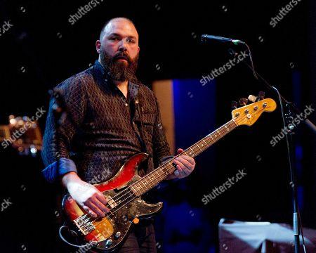 Editorial picture of Joel Plaskett Emergency in concert at Danforth Music Hall, Toronto, Canada - 21 Dec 2018