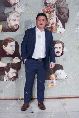 Editorial image of 'Tiempo Despues' film premiere, Madrid, Spain - 20 Dec 2018