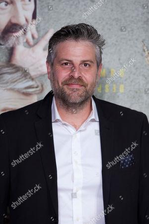 Editorial photo of 'Tiempo Despues' film premiere, Madrid, Spain - 20 Dec 2018