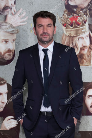 Stock Picture of Arturo Valls