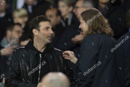 Richard Orlinsky and Pierre Sarkozy