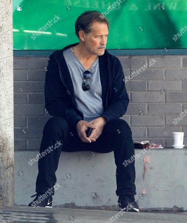 Editorial picture of James Remar out and about, Los Angeles, USA - 22 Dec 2018