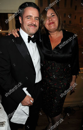 James Tarbuck and Liza Tarbuck