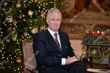 King Philippe of Belgium's Christmas Speech, Brussels