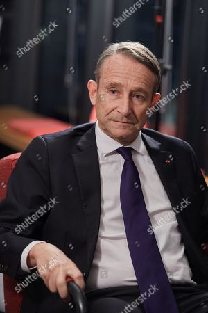 Stock Photo of Pierre de Villiers